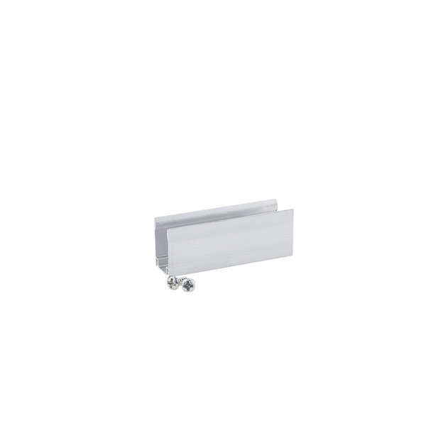 LED ГЪВКАВ НЕОН ALUMINIUM CHANNEL WITH 2 SCREWS, 5CM