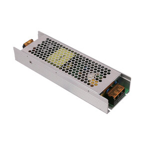 ЗАХРАНВАНЕ ЗА LED ЛЕНТА 150W 24V/6.25A - METAL 3 YEARS WARRANTY